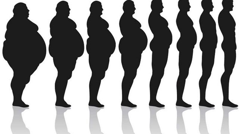 خوردن غذای زیاد بیشتر از ژن چاقی باعث اضافه وزن میشود
