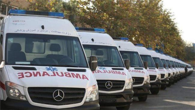رئیس اورژانس کشور: برخی مسئولان با آمبولانس   تردد می کنند!