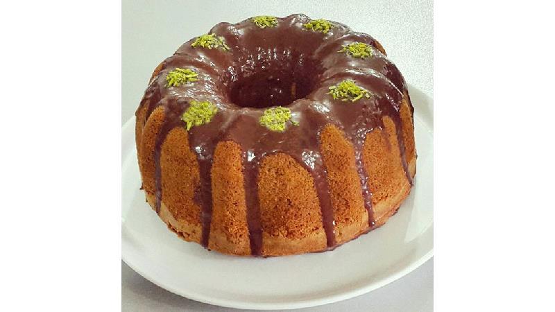 طرز تهیه کیک هل و گلاب بسیار ساده و آسان