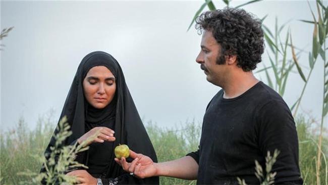عاشقانه سارا رسول زاده برای حسام منظور در نجلا