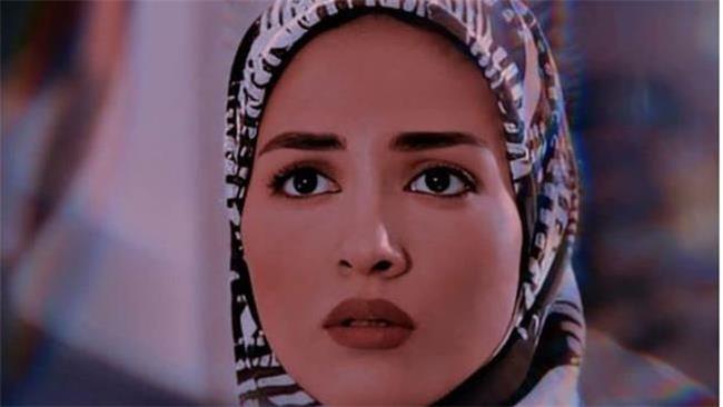 عاشقانه پردیس عابدینی برای سینا مهراد در آقازاده