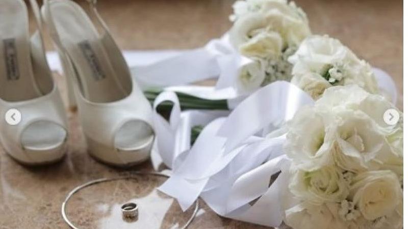 عاشقانه نیلوفرشهیدی برای شوهرش در سالروز ازدواجشان