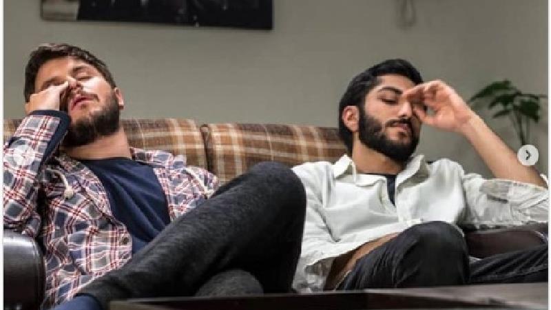 دلنوشته دارا حیایی برای کیسان دیباج و واکنش فاطیما بهارمست و سایر بازیگران از سرنوشت به آن