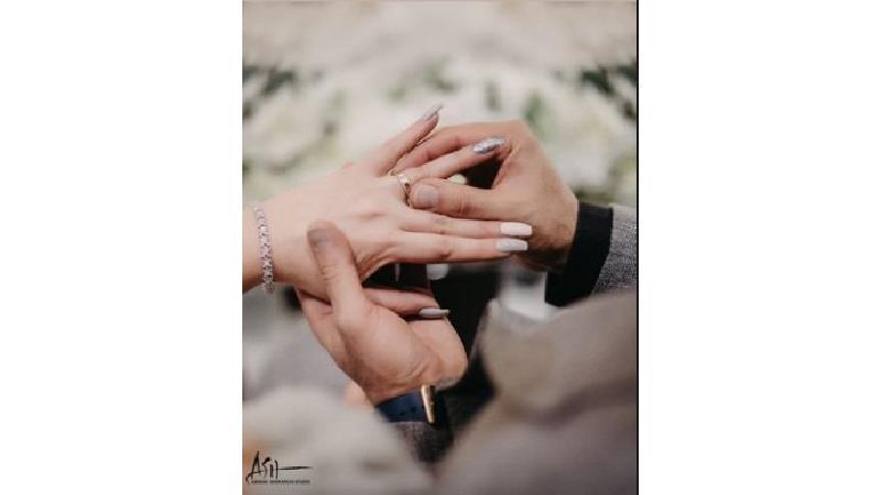 نگین معتضدی بازیگر ازدواج کرد+عکس های مراسم ازدواج