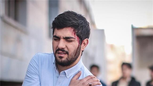 دلنوشته عجیب و سوال برانگیز سینا مهراد درباره تصادف حامد در آقازاده