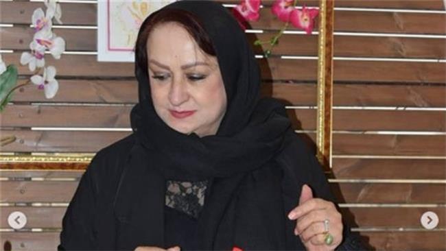 عکس هایی از جشن تولد 73 سالگی مریم امیرجلالی