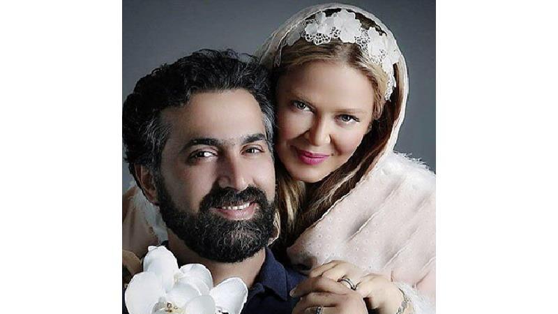 عاشقانه شوهربهاره رهنما برای دخترش و واکنش بهاره رهنما به آن