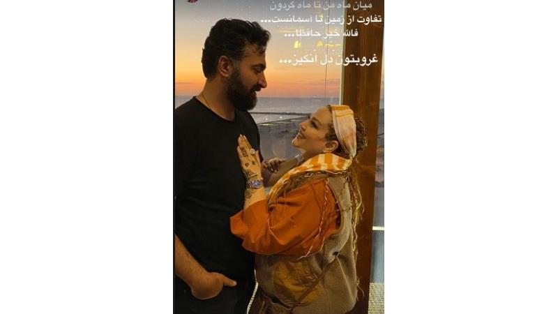 نظر بهاره رهنما درباره طلاق