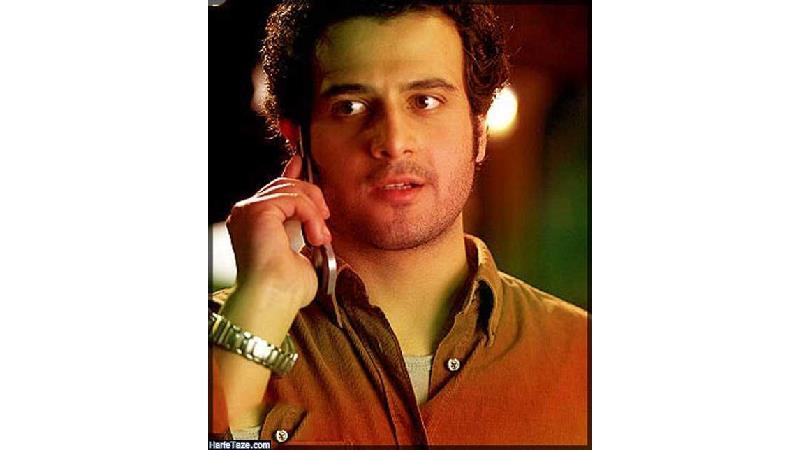 بیوگرافی کامل مهروز ناصر شریف بازیگر نقش آرش در سریال با خانمان