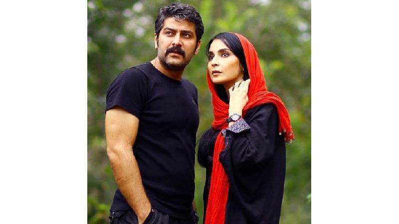 ناگفته های   مهدیه نساج و همسرش از زندگی خصوصی  و سریال بیگانه ای با من است