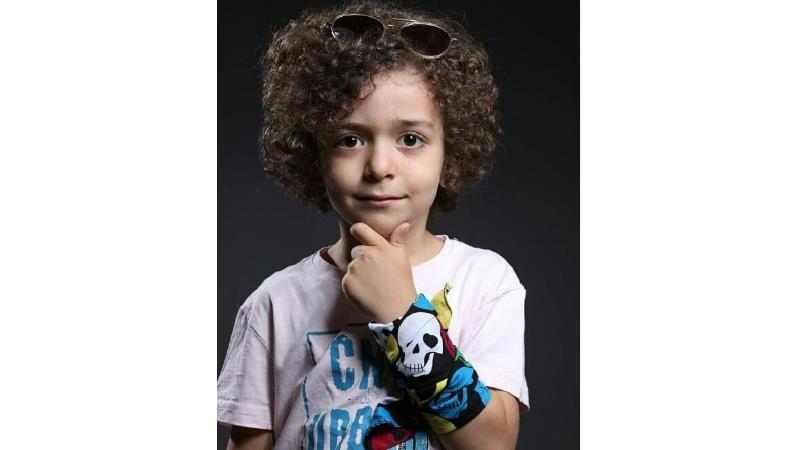 بیوگرافی کامل امیرعباس نوری بازیگر نقش کودکی امیرعلی در بیگانه ای با من است