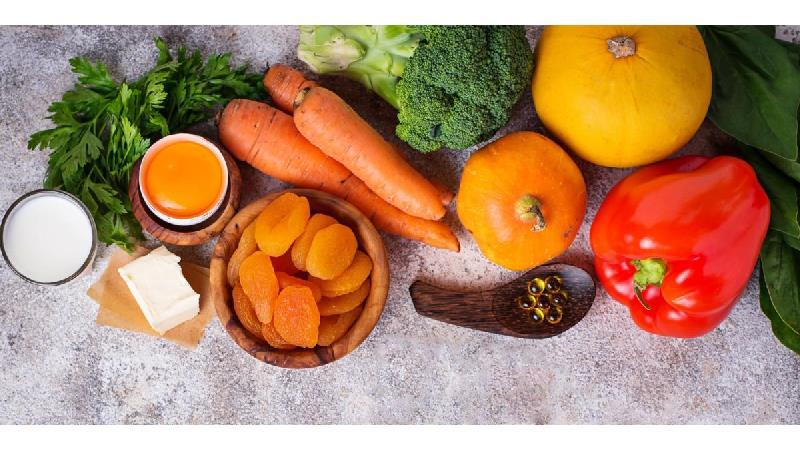 ویتامین آ برای چی خوبه ؟ عوارض  کمبود ویتامین آ چیست