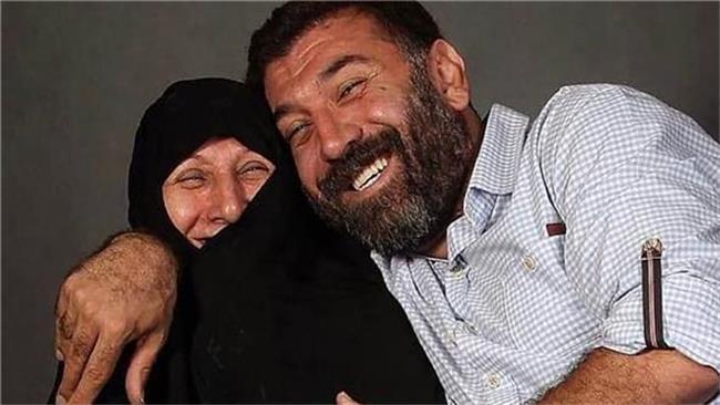 دلنوشته دردناک و غمگین صابر ابر برای مادر علی انصاریان