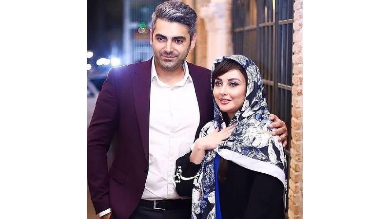 ببینید: محمدرضا رهبری بازیگر نقش جواد در بچه مهندس در کنار همسرش