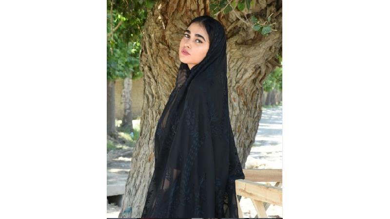 عکس های دیده نشده از آدرینا صادقی بازیگر نقش مائده در سریال احضار
