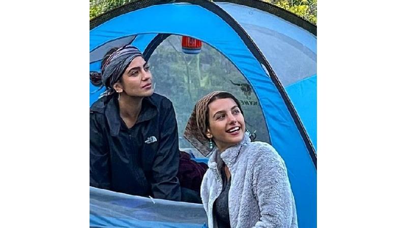 زندگی بازیگران سریال از سرنوشت 4 در چادر