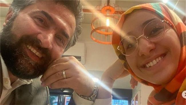 دلنوشته همسر بهاره رهنما برای دخترش