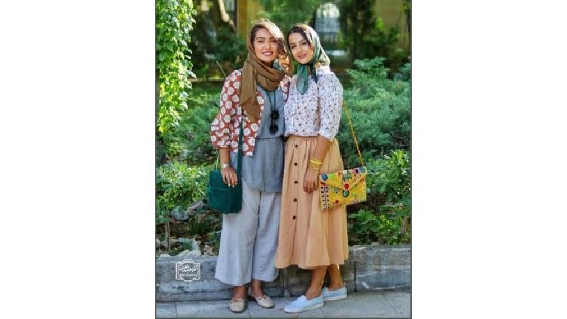 عکس های دیده نشده ای از مونا کرمی بازیگر نقش آرزو در از سرنوشت