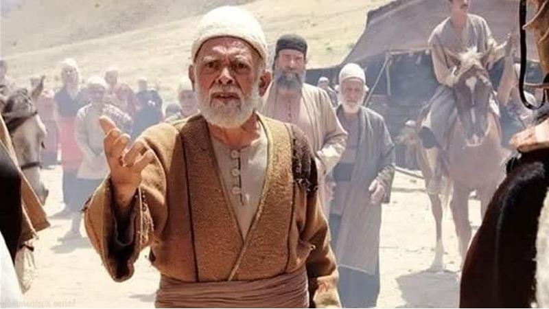 سکانسی از پشت صحنه سریال سلمان فارسی و جزئیات جدید +عکس