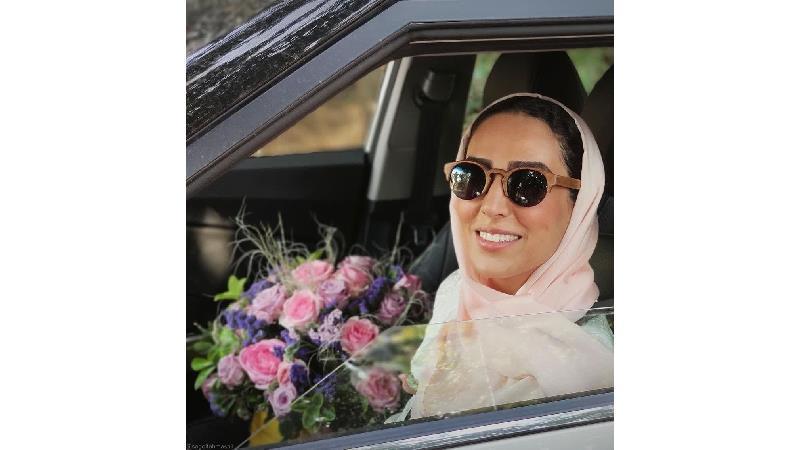 عاشقانه سوگل طهماسبی برای همسرش