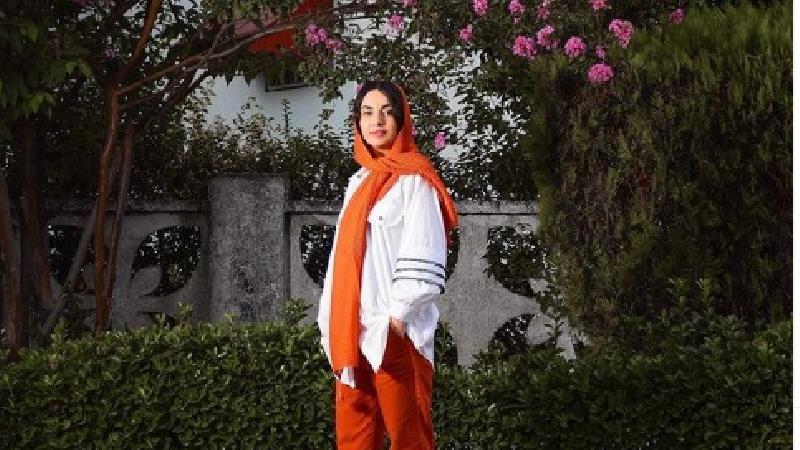 عکسهای جدید از مهشید جوادی بازیگر نقش مرضیه در بچه مهندس