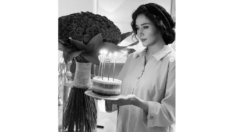جشن تولد خاص پریناز ایزدیار