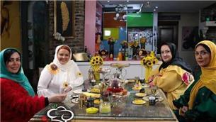 توضیحات فلور نظری درباره دعوایش با مریم امیرجلالی در شام ایرانی