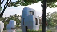 توانایی حیرت انگیز پرینتر سه بعدی در طراحی خانههایی جذاب