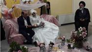 مراسم عروسی یک زوج بهبود یافته از اعتیاد؛من همان ناممکنم که با عشق ممکن شدم