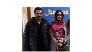 پیمان قاسمخانی همسر سابق بهاره رهنما ، ازدوج کرد+عکس