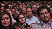 دفاع پریناز ایزدیار از شهاب حسینی مقابل استادعلی نصیریان در شهرزاد