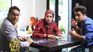 سکانسی خندهدار از سریال صفر21؛ وانت نمادی از ایران ما!