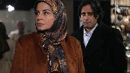 عصبانیت شدید سیما تیرانداز از کاوه آفاق در سریال خانه امن