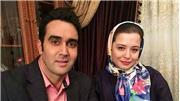هدیه لاکچری مهراوه شریفی نیا به پوریا پورسرخ
