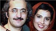 ویدئویی دردناک از تراشیدن موی سر آیدا کیخایی و همدردی همسرش