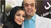 عاشقانه دلنشین ساره بیات برای پدرش+فیلم