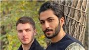 اولین فیلم از حضور دارا حیایی و کیسان دیباج در پشت صحنه از سرنوشت