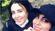 تبریک متفاوت خواهر لیلا بلوکات به مناسبت تولد او