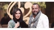 درخواست عاشقانه و غمگین نسیم ادبی از همسرش
