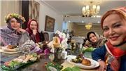 حاشیه های شام ایرانی؛نظر بهاره رهنما درباره گفته های مریم امیرجلالی