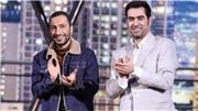شوخی های جذاب و بامزه شهاب حسینی و نوید محمدزاده