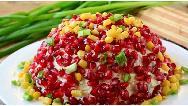 طرز تهیه سالاد مرغ و انار، غذای بسیار خوشمزه و عالی برای شب یلدا