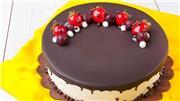 طرز تهیه کیک رژیمی بدون فر و هم زن  بسیار خوشمزه و حرفه ای+ویدئو
