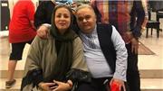 ناگفته های همسر اکبر عبدی از 30 سال زندگی مشترک