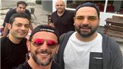 ببینید :خوانندگی  احسان علیخانی با همکاری امین حیایی