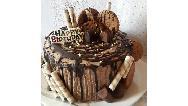 طرز تهیه کیک اسفنجی قابلمه ای مخصوص روز پدر
