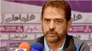 سوتی بسیار خنده دار فیروز کریمی مقابل خبرنگاران