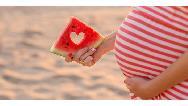 خواص هندوانه در دوران بارداری