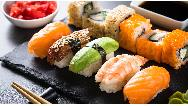 طرز تهیه سوشی بسیار خوشمزه به سبک کره ای ها