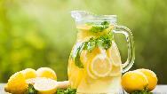 طرز تهیه لیموناد گازدار و نعناعی بسیار عالی و مجلسی